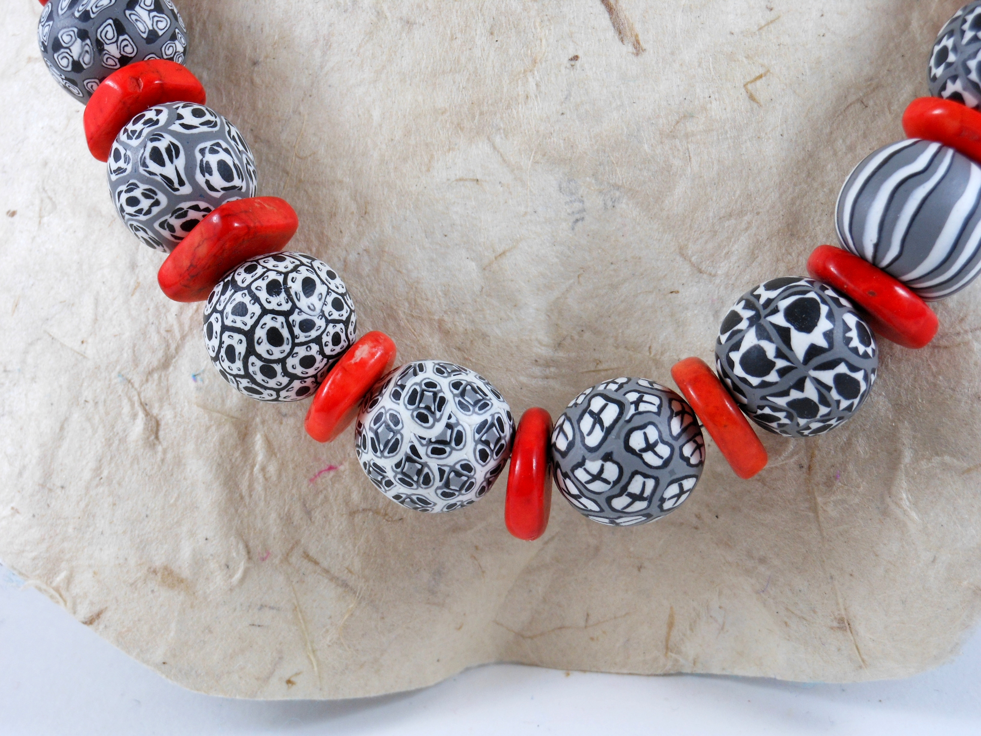 paper baubles christmas beads mache our and pom pin poms