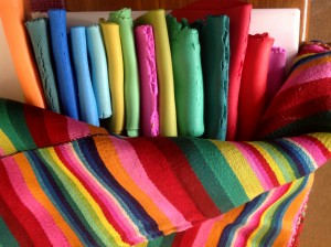 Apron and colours